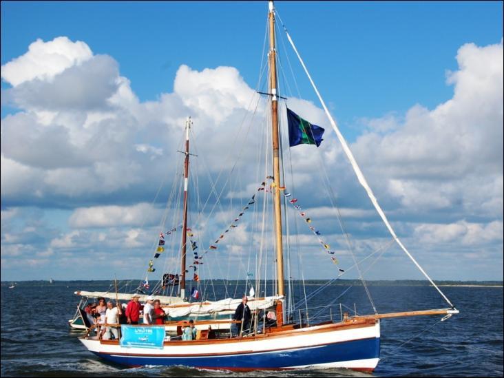 L'Argo est un bateau de pêche de type caseyeur et fileyeur