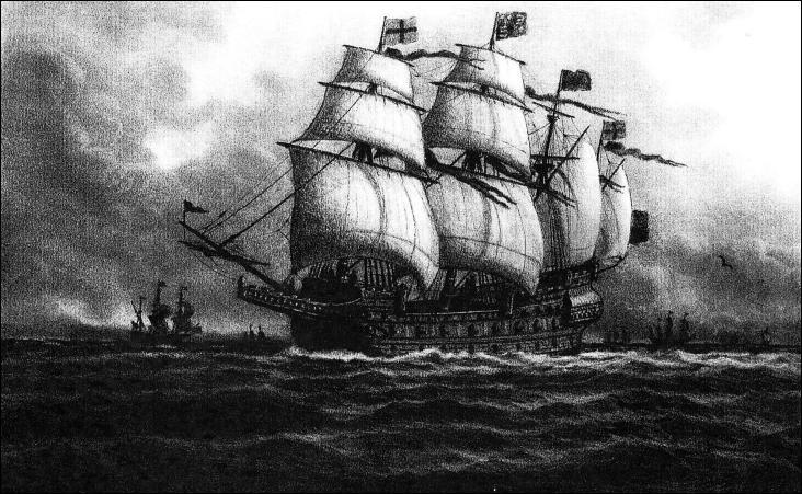 La Mary Rose était une caraque emblème des Tudors