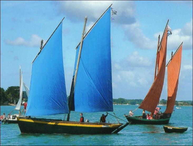 Le Sinagot Ma Préférée est un Bateau de pêche traditionnel